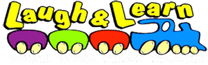 LAUGH & LEARN LOGO