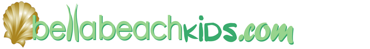 bella beach kids logo