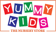 Yummy kids logo