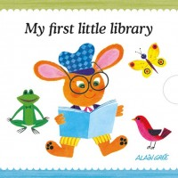 BOOKS_My_First_Little_Library_cover_Alain_Gree
