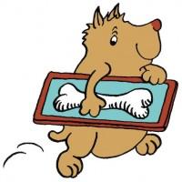 EVENTS_Childrens_Book_Illustration_Exhibition_DOG_logo