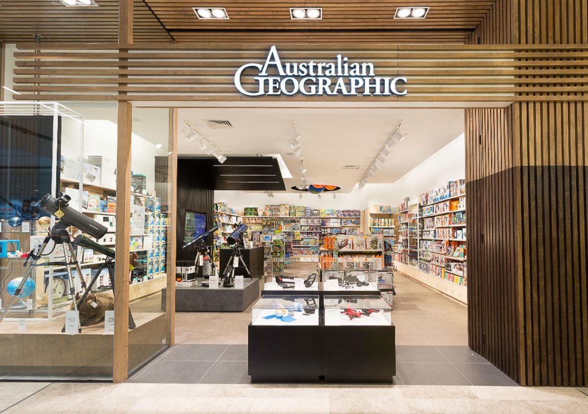 Australian Geographic 1
