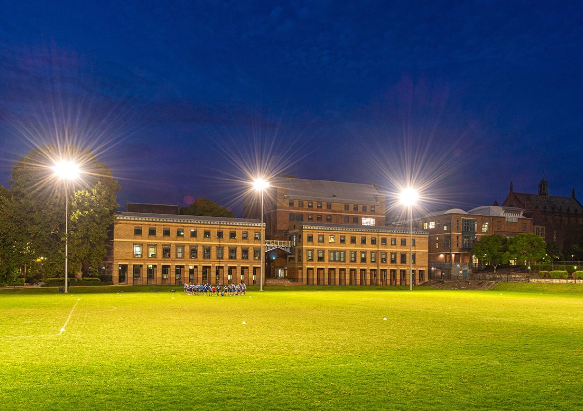 Sydney Uni Soccer 1