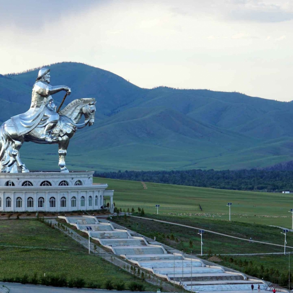 Chinggis Khan Monuement