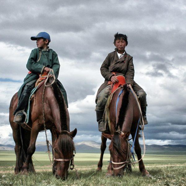 2019 Mongolian Horsemanship