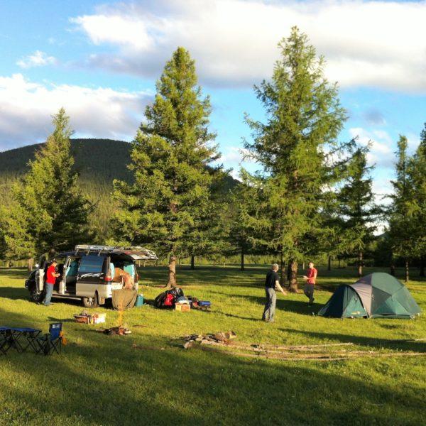 2019 Trekking The Eight Lakes