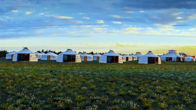 Accommodation (Ger) for Mongolia tours