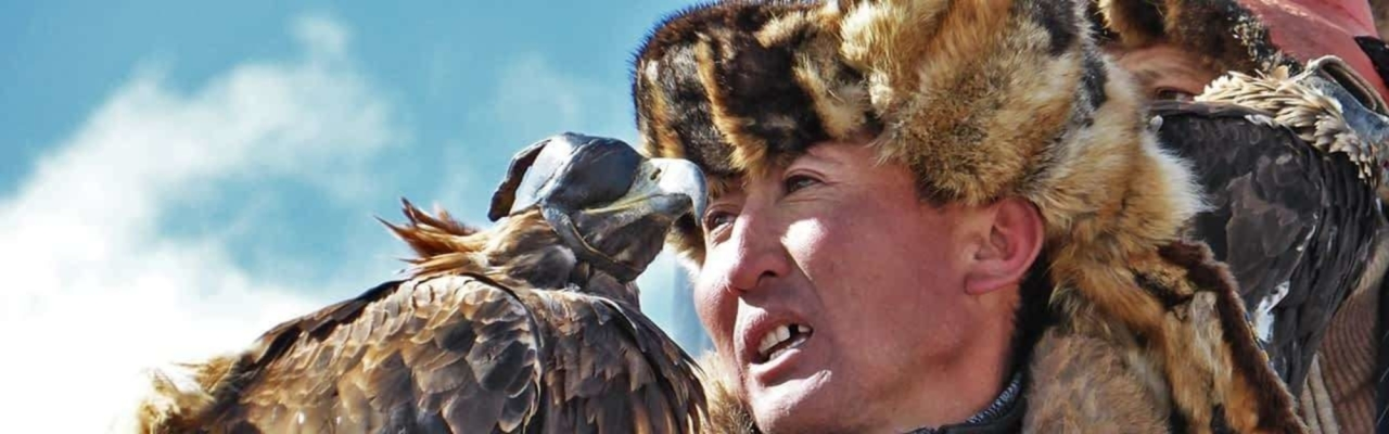 Living With Mongolian Eagle Hunters