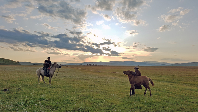 Things to do in Mongolia in September