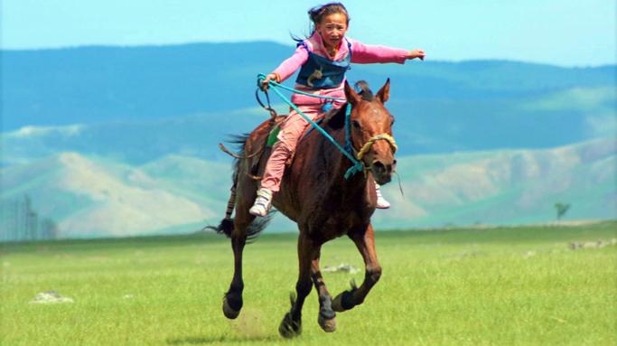 Horse racing, Naadam Festival