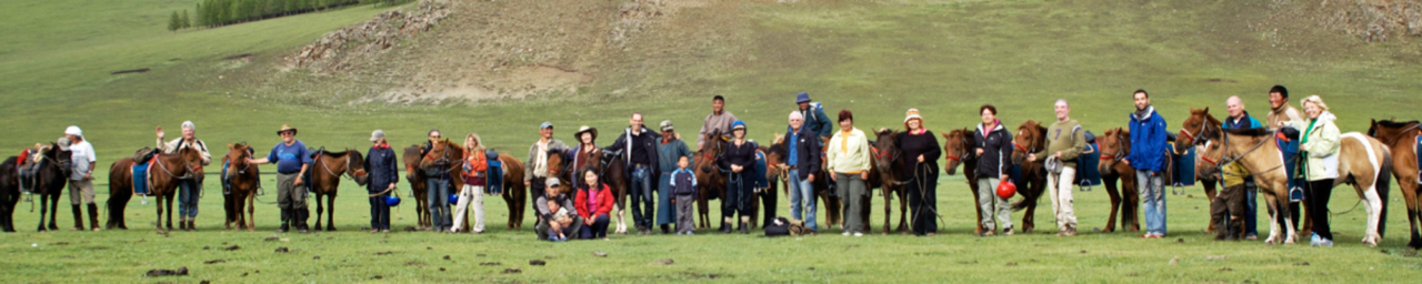 Horseback Riding Safety In Mongolia