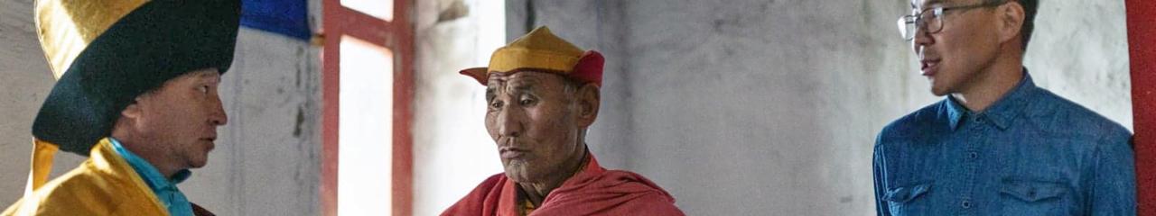 Mongolian Spiritual Side