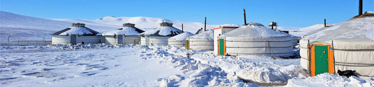 Winter Accomodation In Mongolia