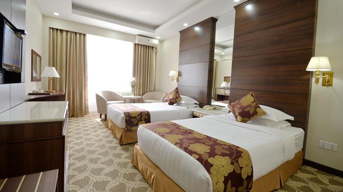 Mongolia Travel accommodation in Ulaanbaatar
