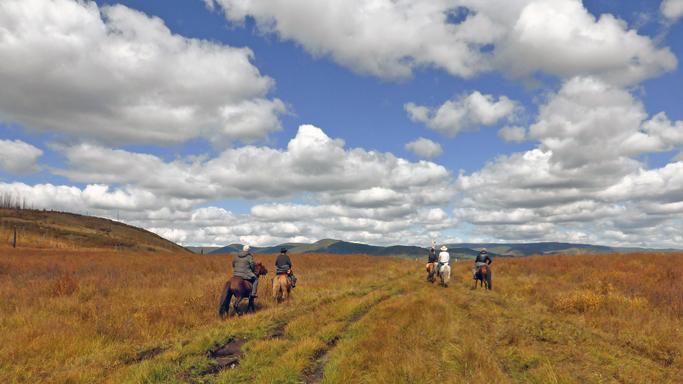 Khan Khentii, North-Eastern Mongolia