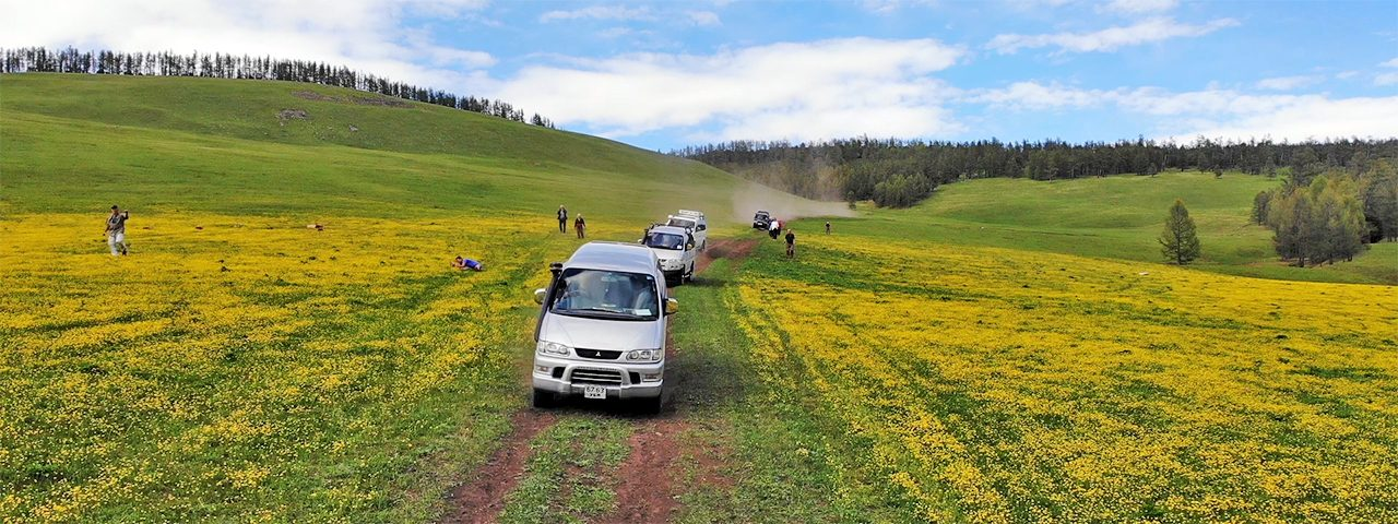 Mongolia Overland Tours & Travels