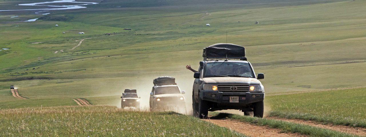 Mongolia Self Drive Tours