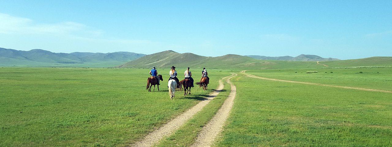 Mongolia Summer Tours