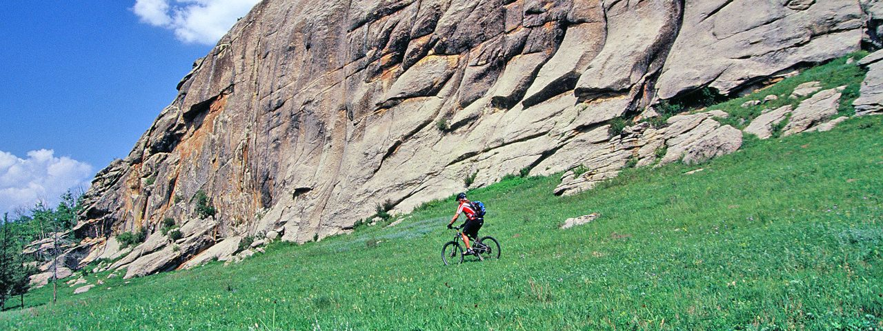 Mongolia Biking Tour 2021