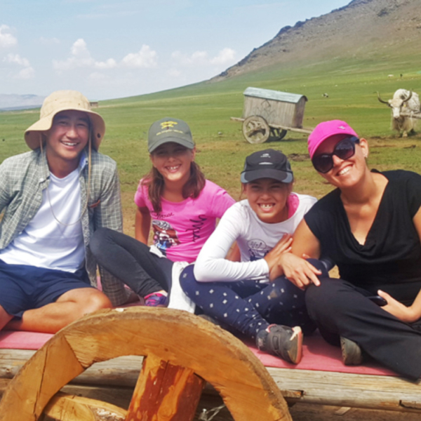 Mongolia Family Vacation