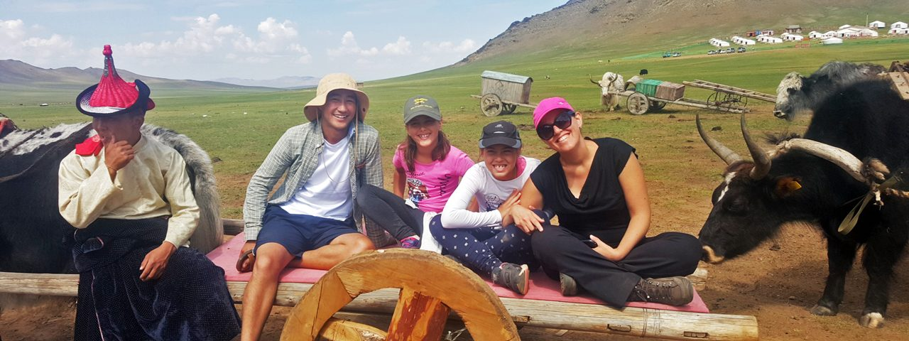 Mongolia Family Vacation/Holiday Tours 2021/2022