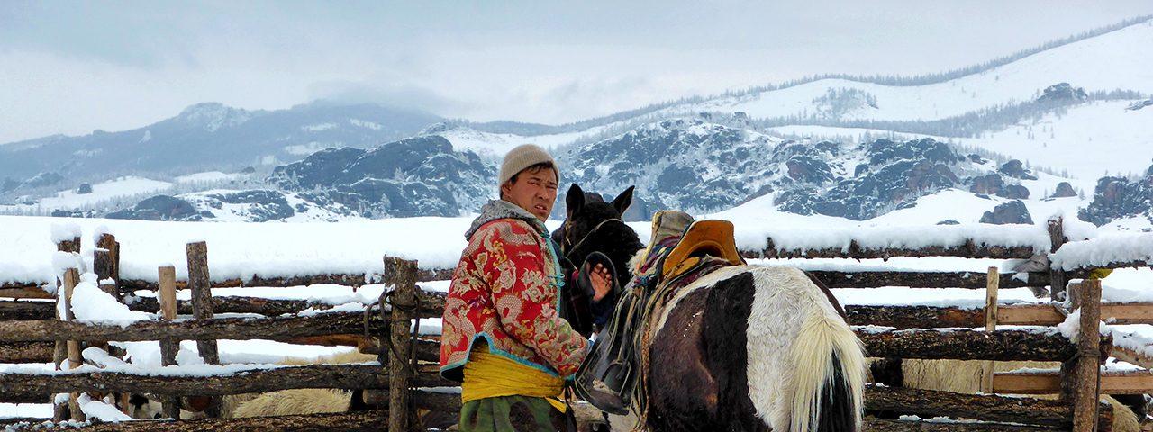 Mongolian Nomadic Life Tour