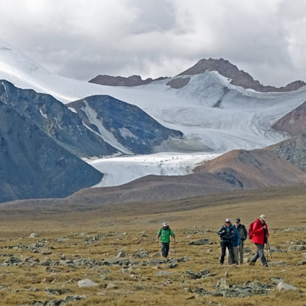 Mongolia Mountain Trek Tour
