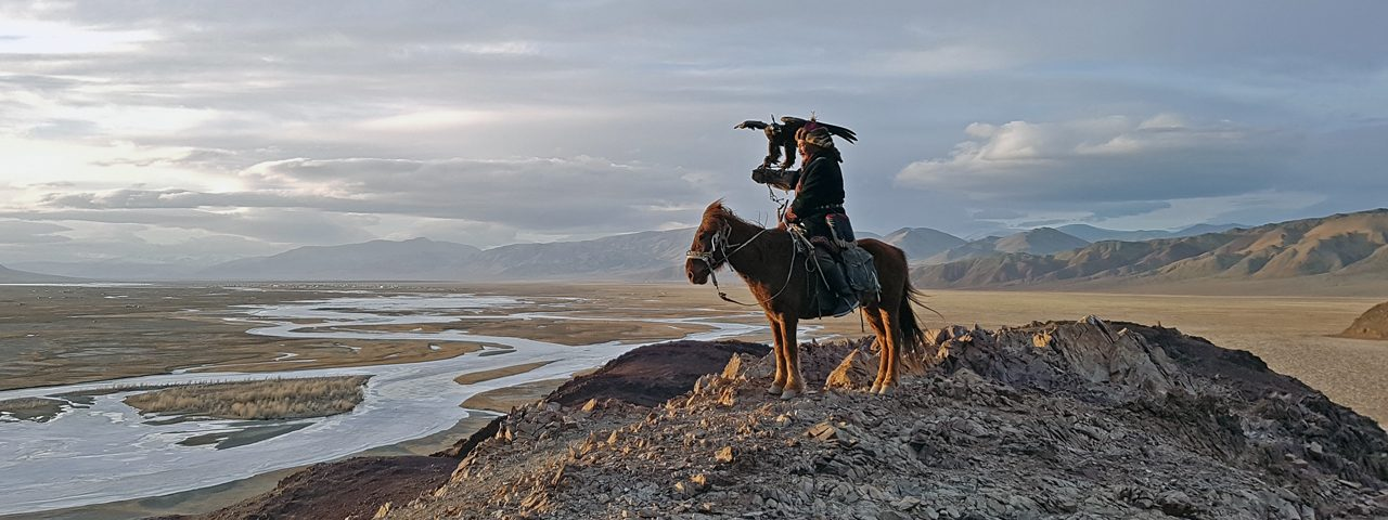 Golden Eagle Hunting Tour Mongolia 2021