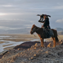 Hunting with Golden Eagle Tour in Mongolia
