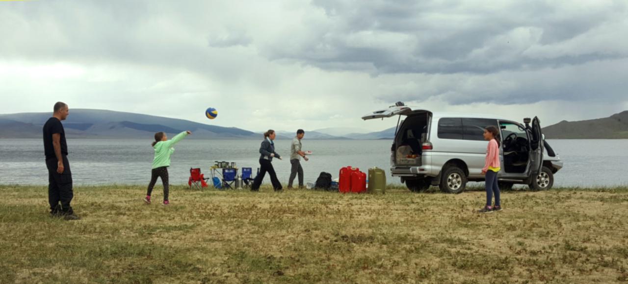 Travel Mongolia Family