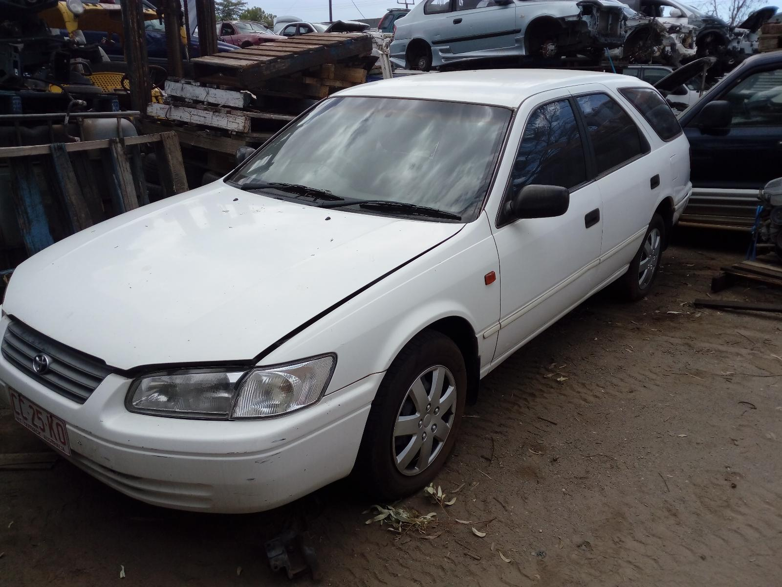 View Auto part Bonnet Release Toyota Camry 1999