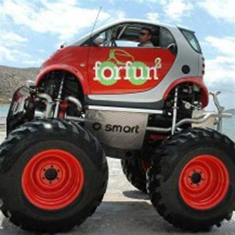 Is this a smart car......maybe not