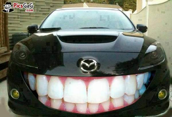 The Dentists Car