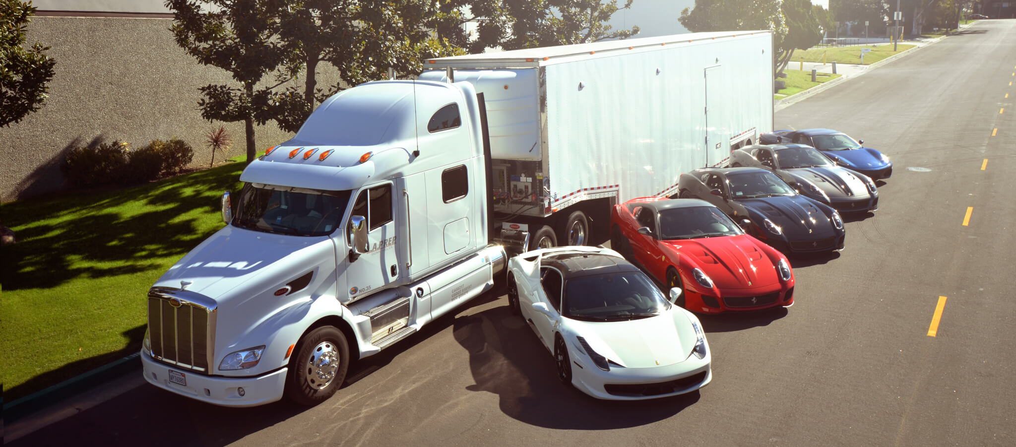 Best Car Transportation : The best way to transport your luxury car interstate