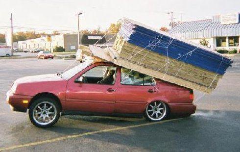 Maybe I need a car trailer
