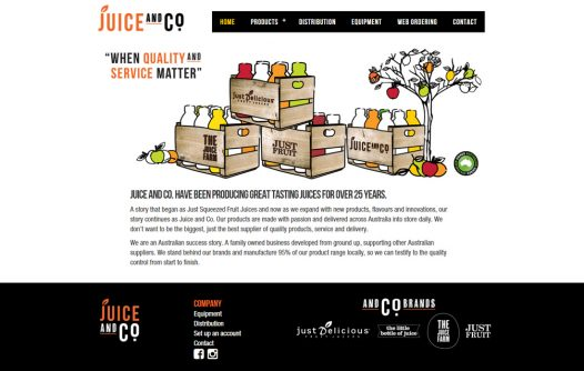 Juice &  Co