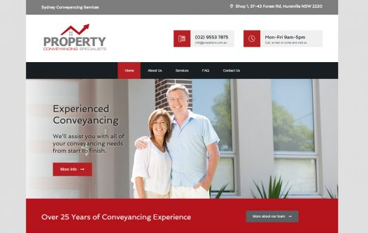 Property Conveyancing Services