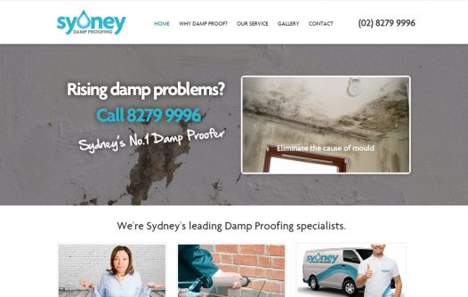 Sydney Damp Proofing
