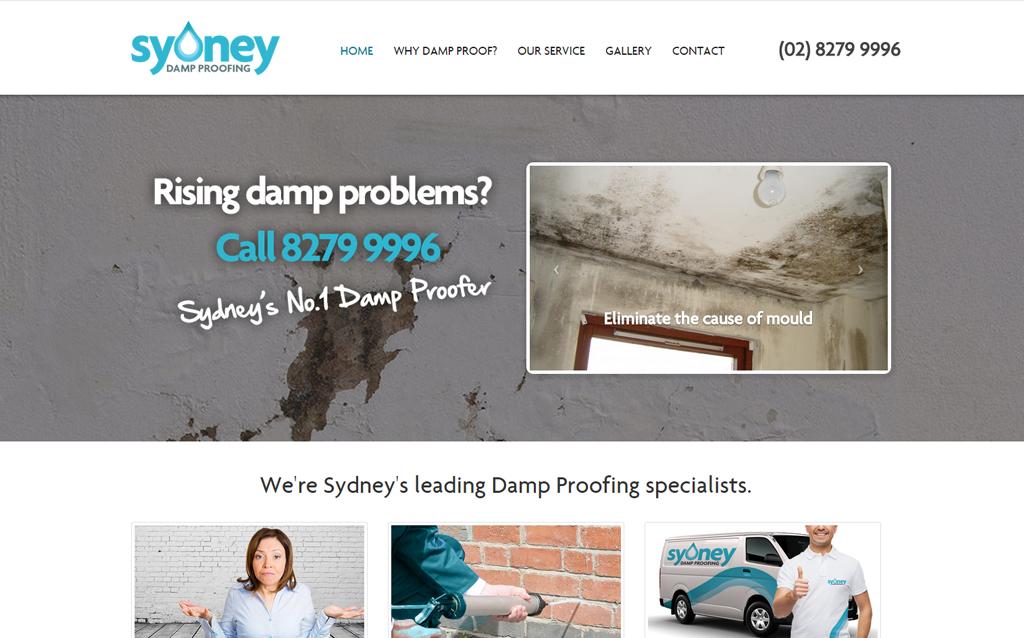 Sydney Damp Proofing
