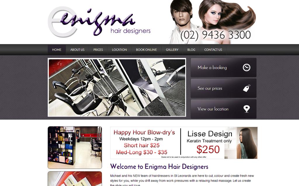 Enigma Hair Designers
