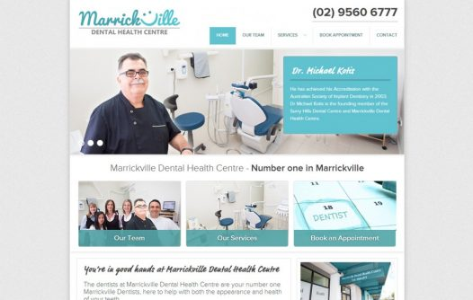 Marrickville Dental Health Centre