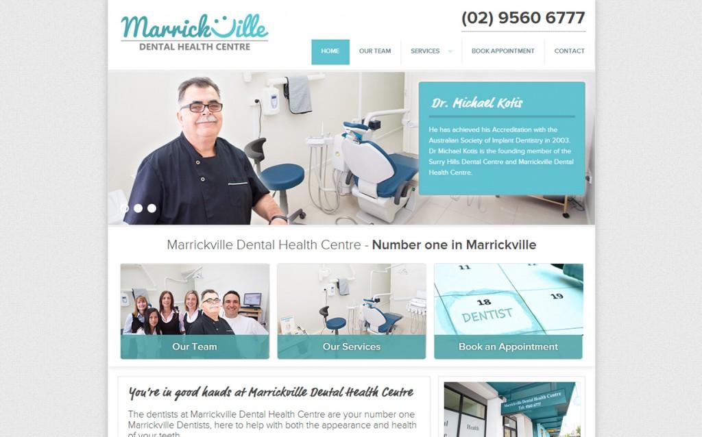 Marrickville Dental Health Centre