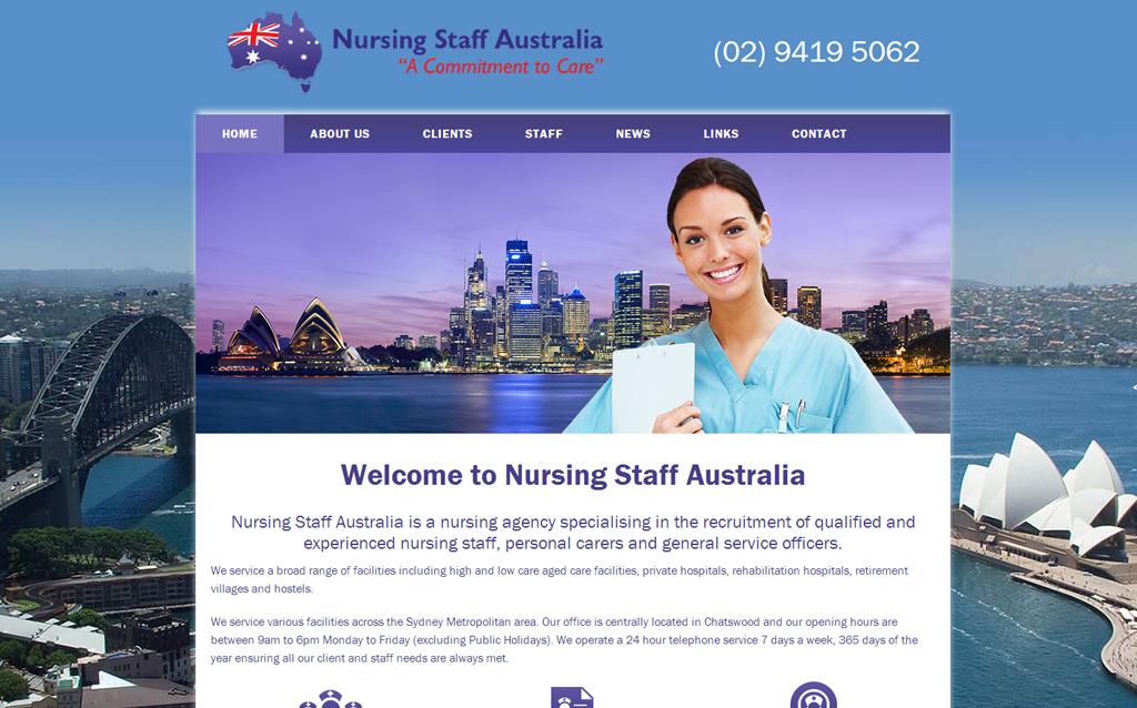 Nursing Staff Australia