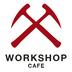 Brand size workshop cafe logo 06