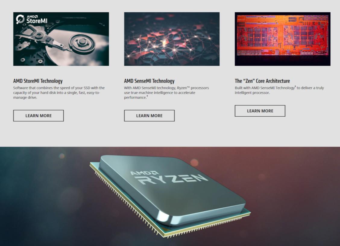 AMD Ryzen 7-2700