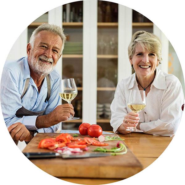 Financial advice enabling good retirement goals
