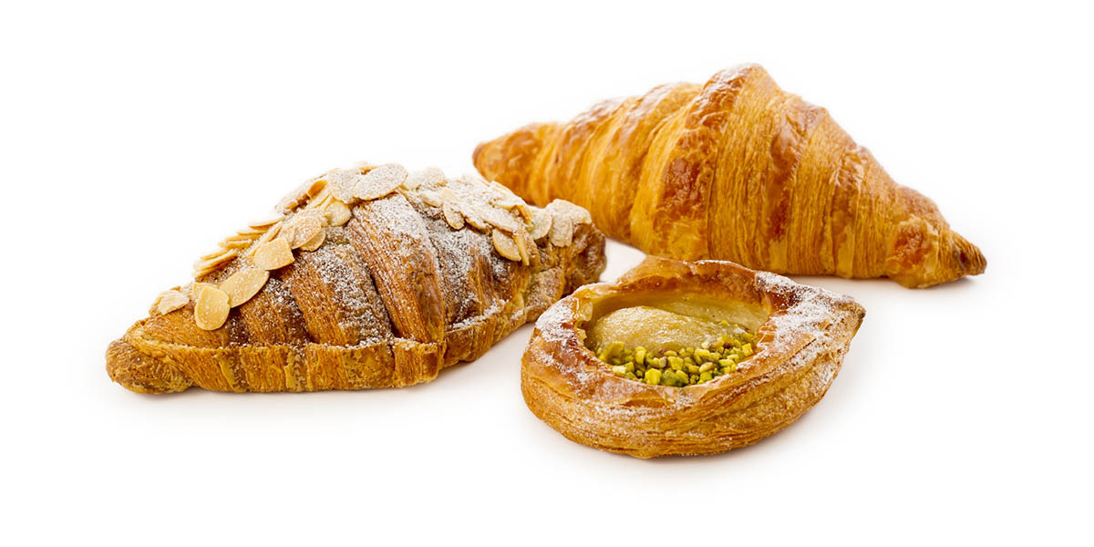 Croissants & Small Cakes
