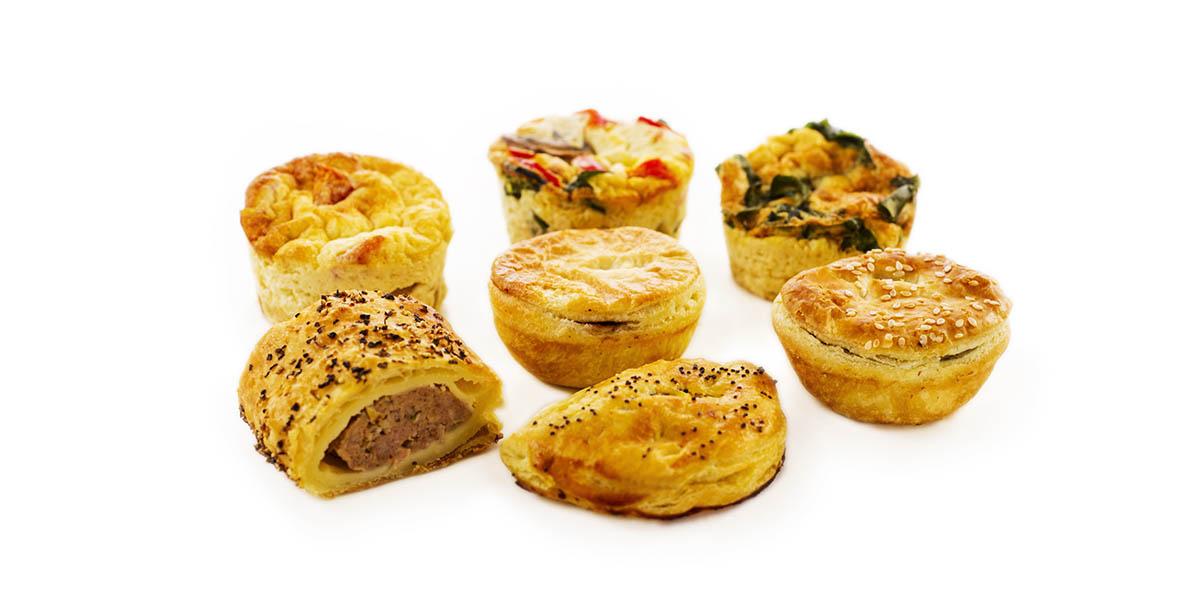 Mini Savouries