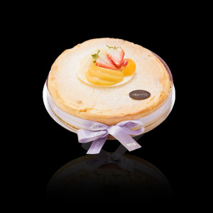 Lemon Baked Cheesecake