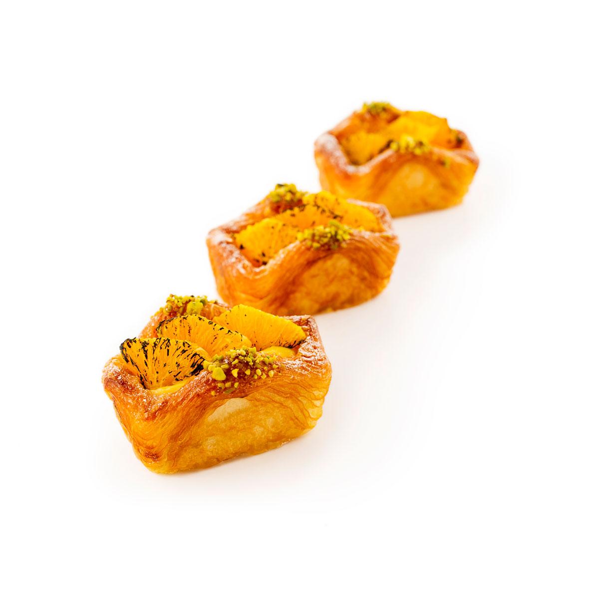 Passionfruit Curd Danish